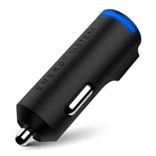 Energy Sistem Car Charger USB 2.1A High Power (422333)