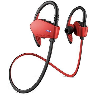 Energy Sistem Earphones Sport 1 BT Red (427758)