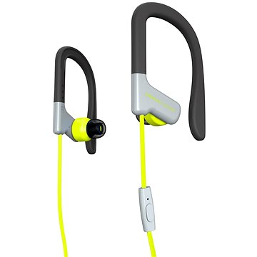 Energy Sistem Earphones Sport 1 Yellow (429356)