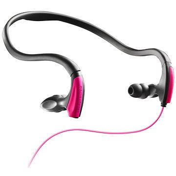 Energy Sistem Earphones Running Two Neon Pink (397204)
