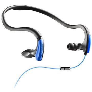 Energy Sistem Earphones Running Two Neon Blue (397174)