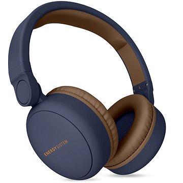 Energy Sistem Headphones 2 Bluetooth modrá (444885)