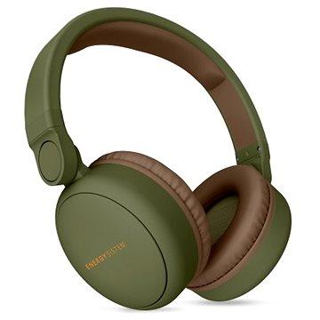 Energy Sistem Headphones 2 Bluetooth zelená (445615)
