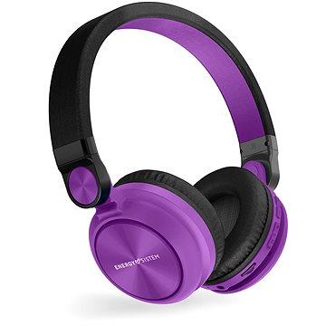 Energy Sistem Headphones BT Urban 2 Radio Violet (448906)