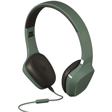 Energy Sistem Headphones 1 Green Mic (428380)