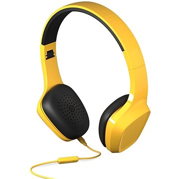 Energy Sistem Headphones 1 Yellow Mic (428397)