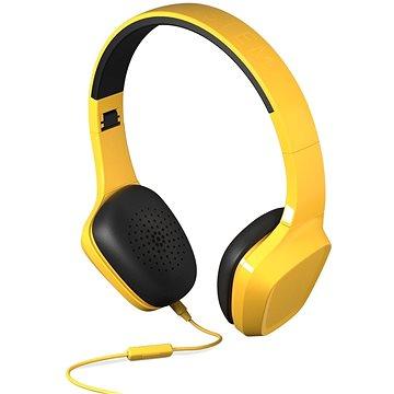 Energy Sistem Headphones 1 Yellow Mic (428397)