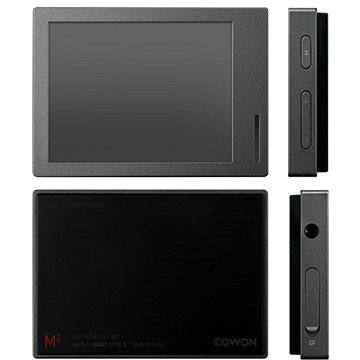 COWON M2 16GB černý (8809290182722) + ZDARMA Náušnice Misaki Cuore Earings