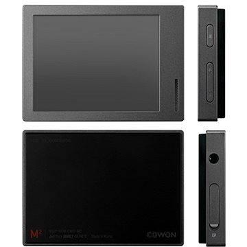 COWON M2 32GB černý (8809290182739)