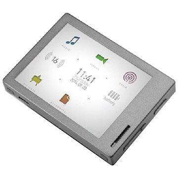 COWON M2 32GB stříbrný (8809290182753)