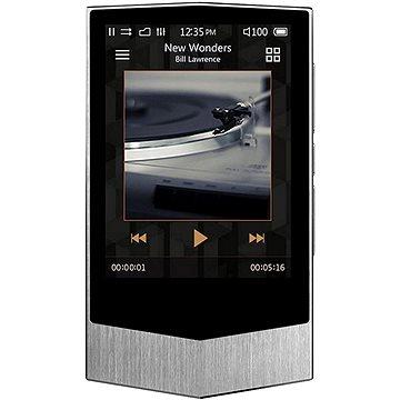 COWON Plenue V 64GB stříbrný (8809290183484)