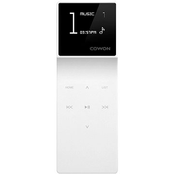 COWON iAUDIO E3 16GB bílý (8809290182630)