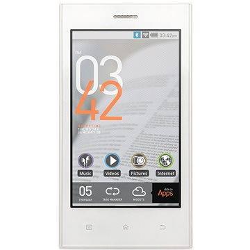COWON Z2 16GB white (8809290181954) + ZDARMA Přívěsek Misaki Cuore Pedant