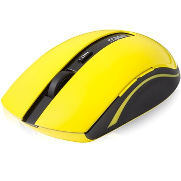 Rapoo 7200 žlutá (10939)