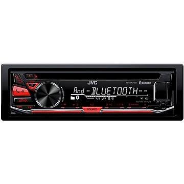 JVC KD R771BT + ZDARMA Audiokniha MP3 Mix mluveného slova