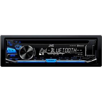 JVC KD R871BT + ZDARMA Audiokniha MP3 Mix mluveného slova