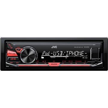 JVC KD X230 + ZDARMA Audiokniha MP3 Mix mluveného slova