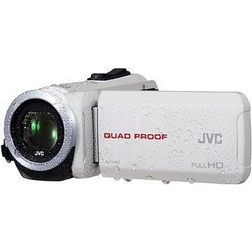 JVC GZ R15W bílá