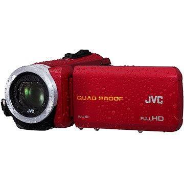JVC GZ R15R červená