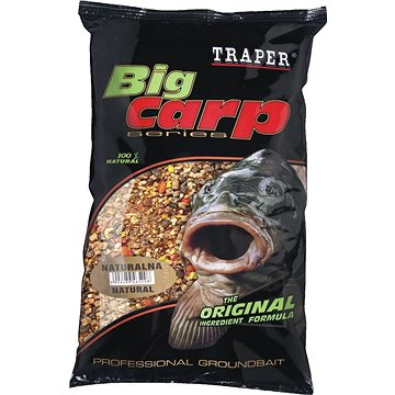 Traper Big Carp Kukuřice 2,5kg (5906489466144)