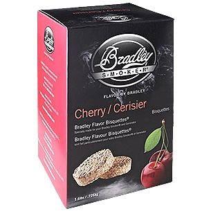 Bradley Smoker - Brikety Třešeň 48 kusů (689796220337)