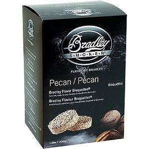 Bradley Smoker - Brikety Pecan 120 kusů (689796440056)