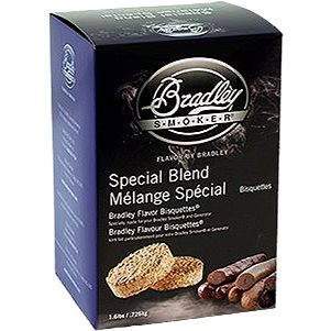 Bradley Smoker - Brikety Special Blend 120 kusů (689796280126)