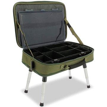 NGT Box Case Tackle Bag with Bivvy Table (5060211919398)