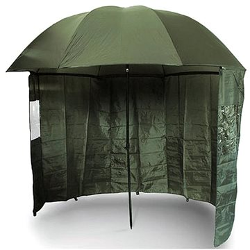 NGT Green Brolly with Side Sheet 2,2m (5060382745949)