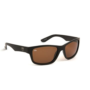 FOX Rage Sunglasses Matt Black s hnědými skly (5055350299708)