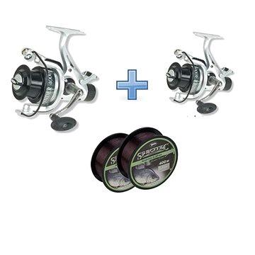 Saenger Carp Rewinder 6000 AKCE 1+1 a 2x vlasec ZDARMA (4039507228569)