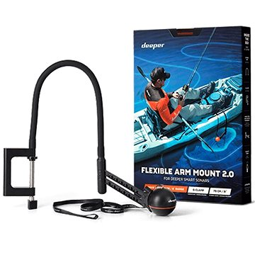 Deeper - Husí krk Flexible Arm Mount 2.0 (4779032950367)