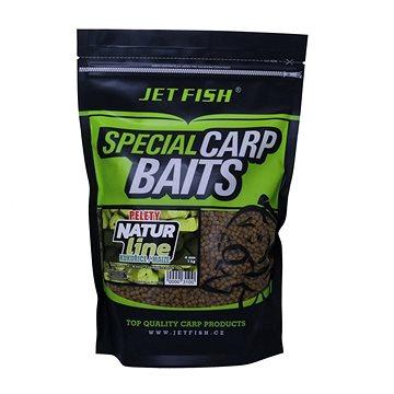 Jet Fish Pelety Natur Line Kukuřice 4mm 1kg (00003100)