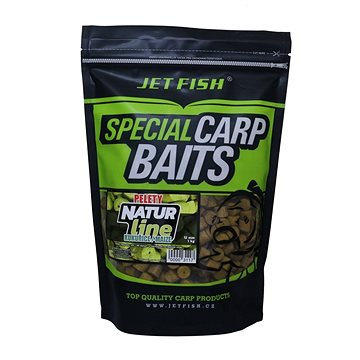 Jet Fish Pelety Natur Line Kukuřice 12mm 1kg (00003117)