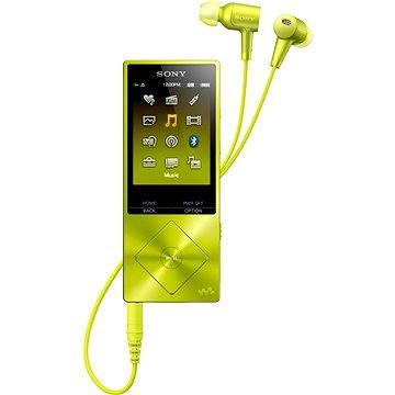 Sony Hi-Res WALKMAN NW-A25HNY žlutý (NWA25HNY.CEW)