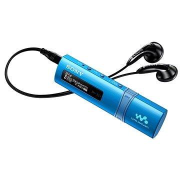 Sony WALKMAN NWZ-B183FL modrý (NWZB183FL.CEW)