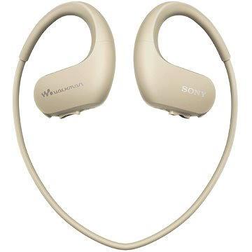 Sony WALKMAN NWW-S413C béžový (NWWS413C.CEW)