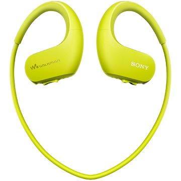 Sony WALKMAN NWW-S413G zelený (NWWS413G.CEW)