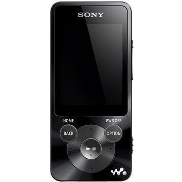 Sony WALKMAN NWZ-E585 černý (NWZE585B.CEW)