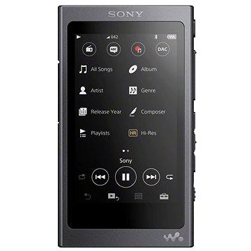 Sony NW-A45B černý (NWA45B.CEW)