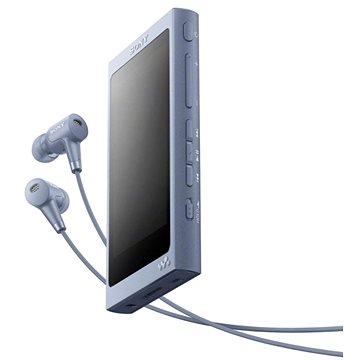 Sony NW-A45HNL modrý (NWA45HNL.CEW)