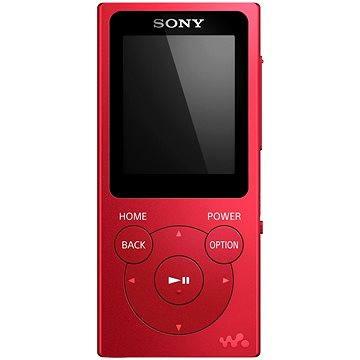 Sony WALKMAN NWE-394R červený (NWE394R.CEW)