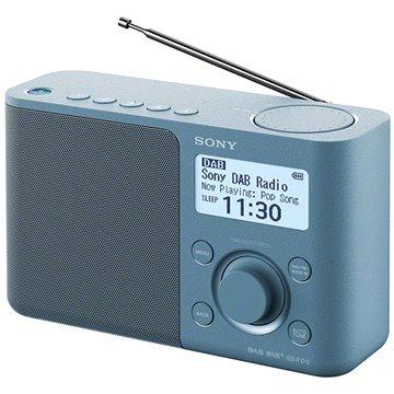 Sony XDR-S61D modrý (XDRS61DL.EU8)