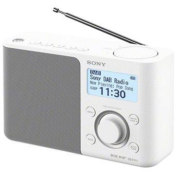 Sony XDR-S61D bílý (XDRS61DW.EU8)