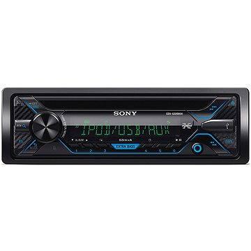 Sony CDX-G3200UV (CDXG3200UV.EUR) + ZDARMA Audiokniha MP3 Mix mluveného slova