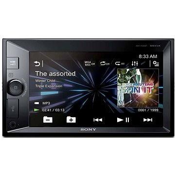 Sony XAV-V630BT (XAVV630BT.EUR) + ZDARMA Audiokniha MP3 Mix mluveného slova
