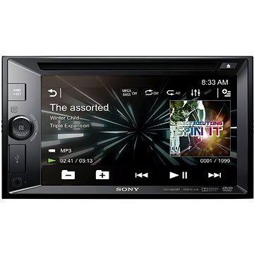 Sony XAV-W650BT (XAVW650BT.EUR) + ZDARMA Audiokniha MP3 Mix mluveného slova