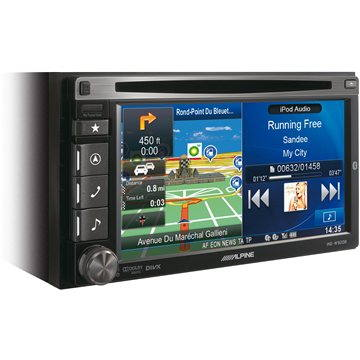 ALPINE INE-W920R One Look Navi (INE-W920R)