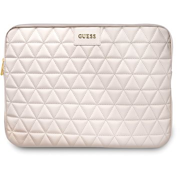 "Guess Quilted pro Notebook 13"" Pink (3700740471579)"