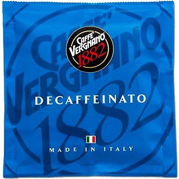 Vergnano Decaffeinatto E.S.E pody, 108ks (008-003149)